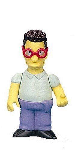 Simpsons World of Springfield Figure Series 12: Database - 1