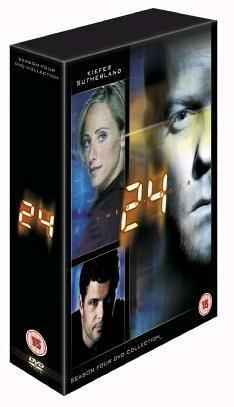 24 - Season 4 [DVD]