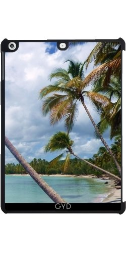 hulle-fur-apple-ipad-air-kokosnuss-palme-auf-wilden-strand-by-bluedarkart