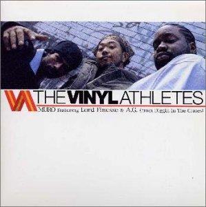 THE VINYL ATHLETES(真ッ黒ニナル果テ)