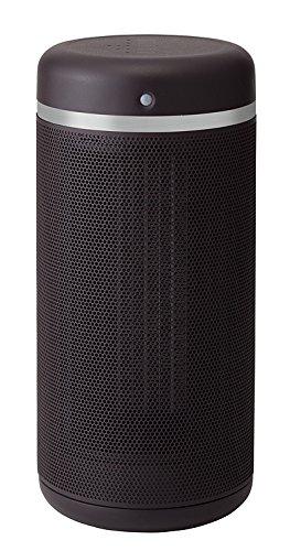 人感センサー付セラミックヒーター「センサースイングヒート」 ブラウン CHT-1534BR