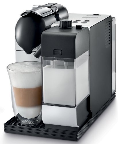 Review Of DeLonghi Silver Lattissima Plus Nespresso Capsule System