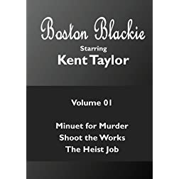 Boston Blackie - Volume 01