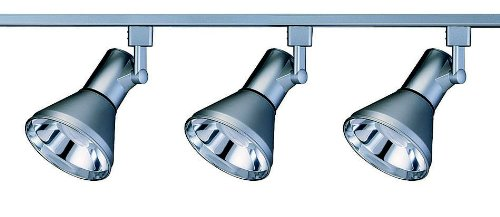 Royal Pacific 7942Ba-Cfl 3-Light Track Pack, 4-Feet, Brushed Aluminum