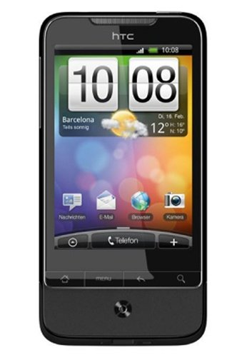 HTC A6363 Legend Unlocked Cell Phone-International Version (Black)