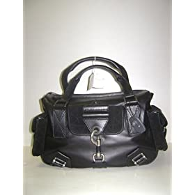 Christian Dior Black Leather Tote KCS44207 Handbags - PRICE REDUCED