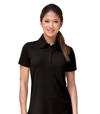 Barco spa verite women 39 s donata polo shirt for Spa uniform amazon