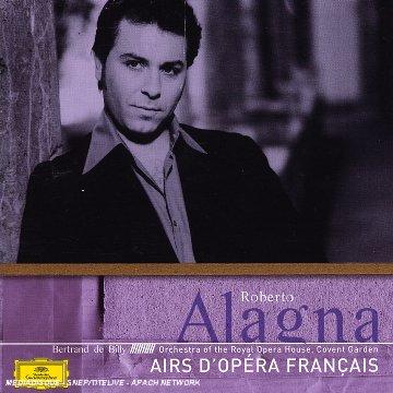 Airs d'Operas Français - Roberto Alagna - CD