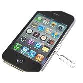 iPhone 3G 3GS 4 iPad1.2 SIMカード リリースピン 新品