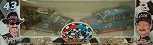Limited Edition Commemorative Set Richard Petty and Dale Earnhardt by Brookfield