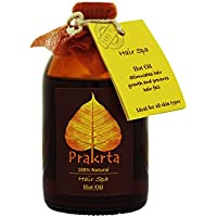 Hair Spa Hot Oil - Hair Oil To Improve Growth & Hair Texture *cold Pressed Oils*