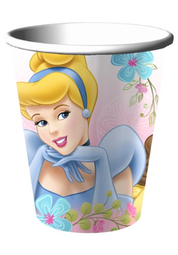 Disney Princess Cups (8-pack) - 1