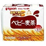 ピジョン 紙パック飲料 ベビー麦茶 125ml×3P