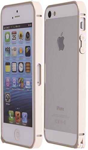 Boilfish,Iphone 5S,5,Metal Aluminum Alloy Bumper Clasp Case,Golden