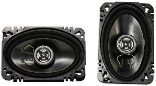 New Kicker 08Ks460 4X6 120W Car 2 Way Speakers Ks460