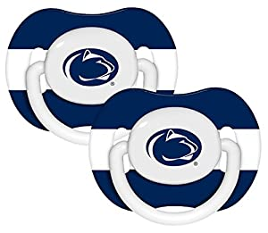 Buy NCAA Penn State Nittany Lions 2 Pack Pacifier by BaFanatic