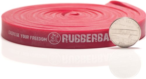 Medium Speed Training Band - #2 Red - 20 - 35 lbs. (9 - 16 kg) Resistance