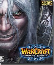 BLIZZARD Warcraft III: The Frozen Throne Expansion (Windows/Macintosh)