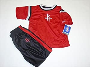 Houston Rockets NBA Kids Youth Jersey & Pants Set by Reebok