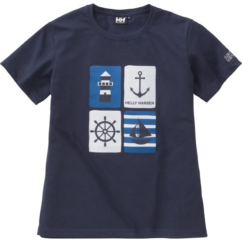 ヘリーハンセン S/S Light House Tee
