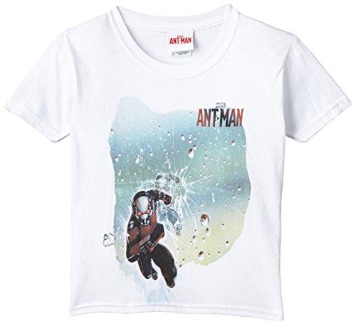 Marvel Ant Man Shatter Men's T-Shirt-T-shirt  Bambino    bianco 12 anni