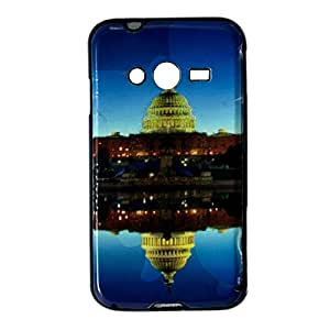 Samsung Galaxy S Duos 3 SM-G313 New Sparkle Printed Soft Back Case Cover
