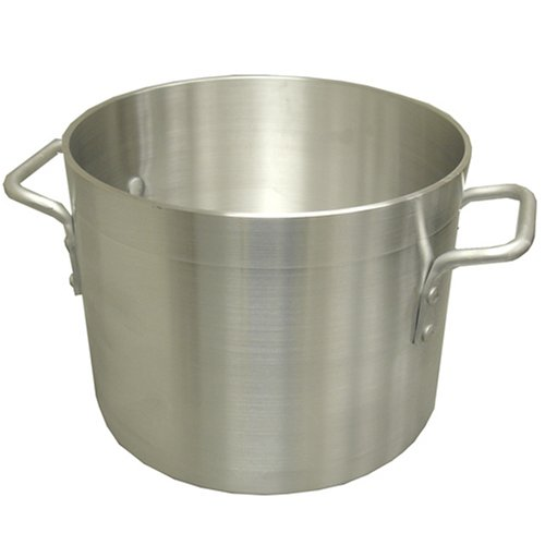 Winware Professional Aluminum 40-Quart Stockpot (Aluminum Cooking compare prices)