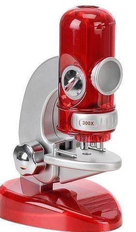 Edu Science Quick-Switch Microscope - 300X - 600X - 900X