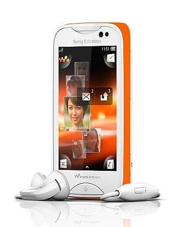 Sony WT13i Mix Walkman Unlocked GSM Phone