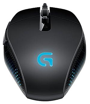 Mouse de Juego Logitech G302 Daedalus Prime MOBA