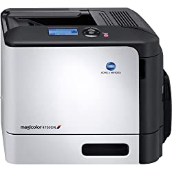 Konica Minolta Magicolor 4750DN Color Laser Printer 31PPM 4800X600 DPI