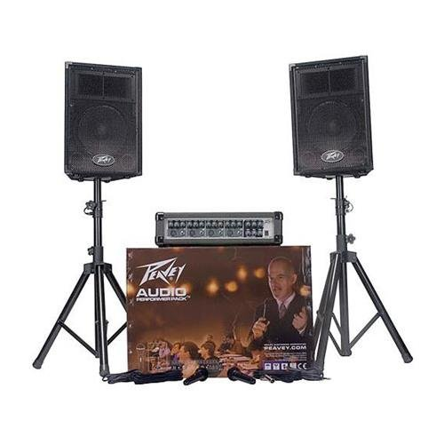 Peavey Audio Performer Pack (Complete Pa System Package Mixer compare prices)