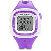 New Garmin Forerunner 15 Small GPS Activity Tracking Sport Running Watch White Violet Non Retail Packaging