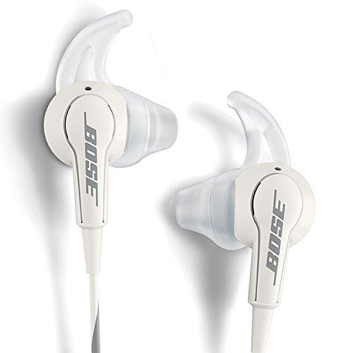 Bose SoundTrue In Ear Headphones - White