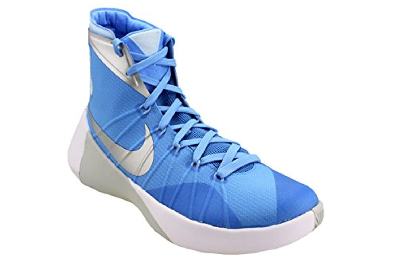 d3e9863452a8 Blue and White Hyperdunks 2015 Buy Nike Mens Hyperdunk 2015 TB Basketball  Shoe ...