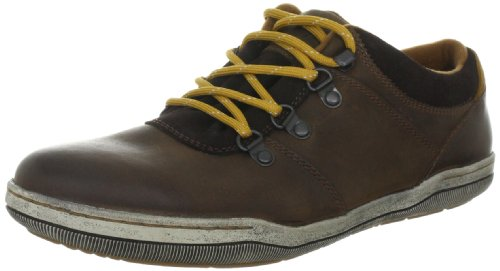 Clarks Newtown Soul 203511977, Scarpe da barca uomo, Marrone (Braun (Tobacco Leather)), 40