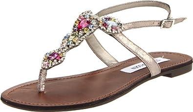 Steve Madden Women's Glaare Sandal,Multi,6.5 M US