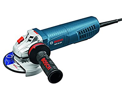 "Bosch GWS10-45P Angle Grinder with Paddle Switch, 4-1/2"" from Bosch"