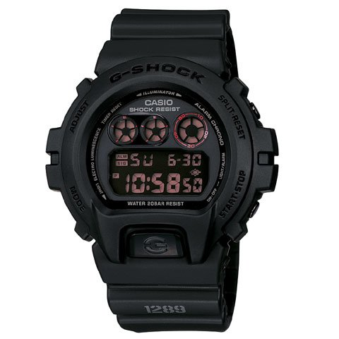 Gee and shock G-shock watch DW-6900ms-1 men's [parallel import goods]