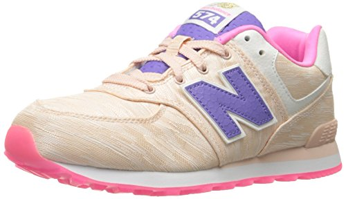 New-Balance-KL574-Grade-Lace-Up-Running-Shoe-Big-Kid