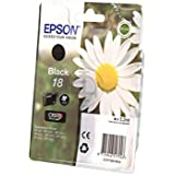 Epson Expression Home XP-312 (18 / C 13 T 18014010) - original - Inkcartridge black - 175 Pages - 5ml