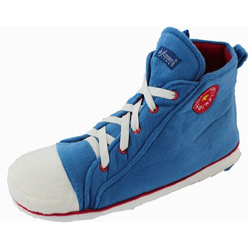 de fonseca, Pantofole uomo, Blu (blu), 4-5 UK