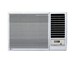 LG LWA5CP3A L-Crescent Plus Window AC (1.5 Ton, 3 Star Rating, White)