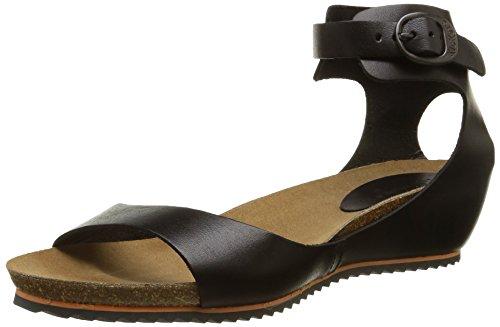 comparamus kickers tok sandales femme noir 41 eu. Black Bedroom Furniture Sets. Home Design Ideas