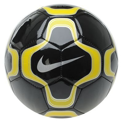 Nike Merlin Football Black/Yellow Size 5