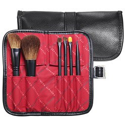 Sephora Brand Two Tone Portfolio Brush Set