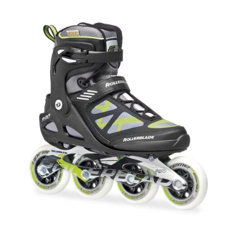 rollerblade-herren-inlineskate-fitness-recreational-macroblade-mehrfarbig-schwarz-grun-gr-445