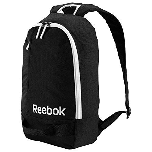 Zaino SE con scomparto porta PC computer laptop Medium REEBOK Colore nero Misure: 32x46x11 cm Capacità: 16,98