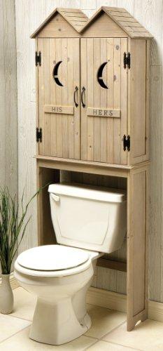 Outhouse Bathroom Decor