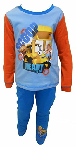 I Would Like To Find Some Bobthe Builder Pajamas Can You